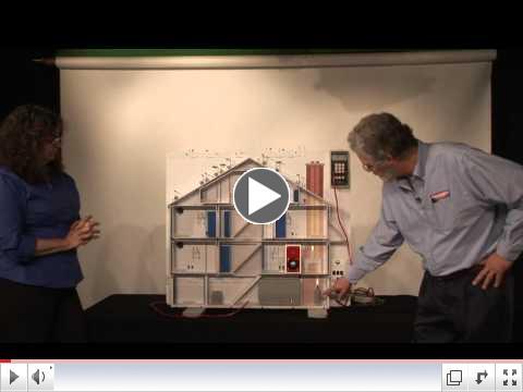 Pure Energy Coach - Zonal Pressure Diagnostics (ZPD) House