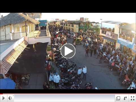 Drone Video of 2014 Rally - Old Port