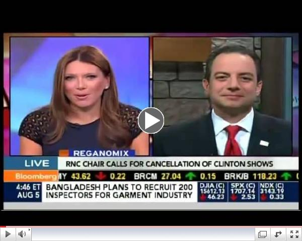 Democrat Leo Hindery: CNN & NBC Clinton Programs Inappropriate And Will Not Be Negative