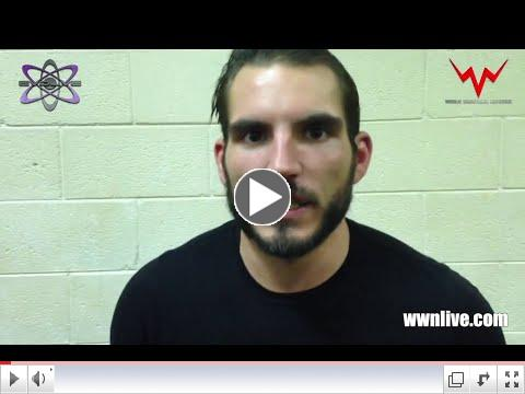 Johnny Gargano has been making a name in NXT, but WWN is his home. Will he be forced to walk away this Saturday?