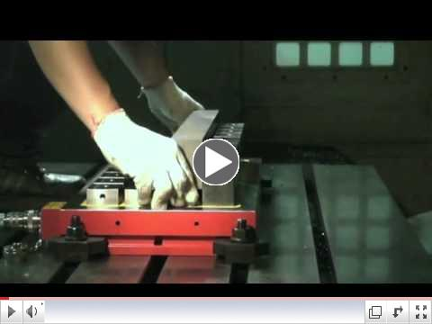 Magnetic Workholding - EEPM Magnetic Chucks - How They Work - Examples?