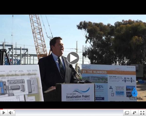 Constructing the Carlsbad Desalination Project