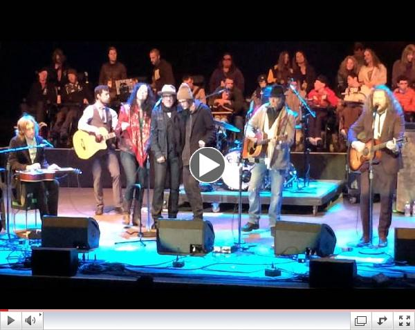 Neil Young & Friends - Tribute to Lou Reed at 2013 Bridge School Benefit Concert (HD)
