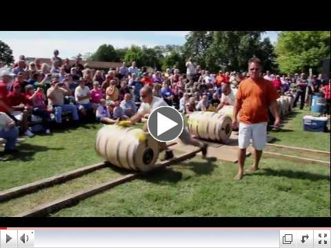 WhiskyCast HD: The World Championship Bourbon Barrel Relay