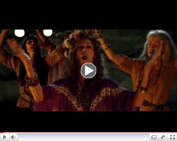 Mama Donna's 'Luna Chant' in the Movies!