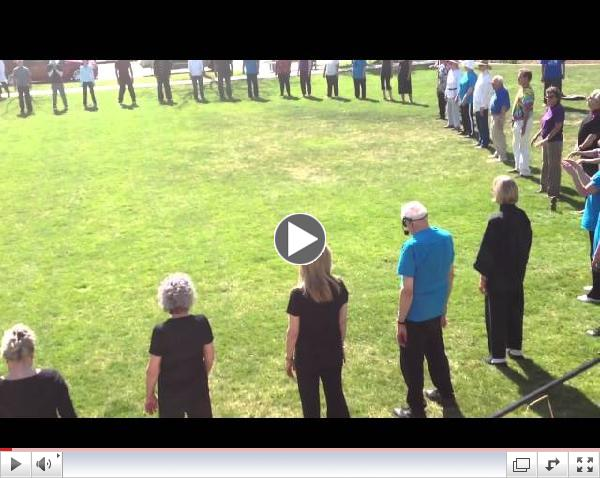 World Tai Chi Day Minden NV 2013