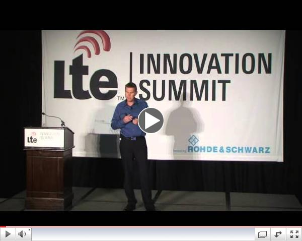 LTE Innovation Summit 2014 - Hans Agardh