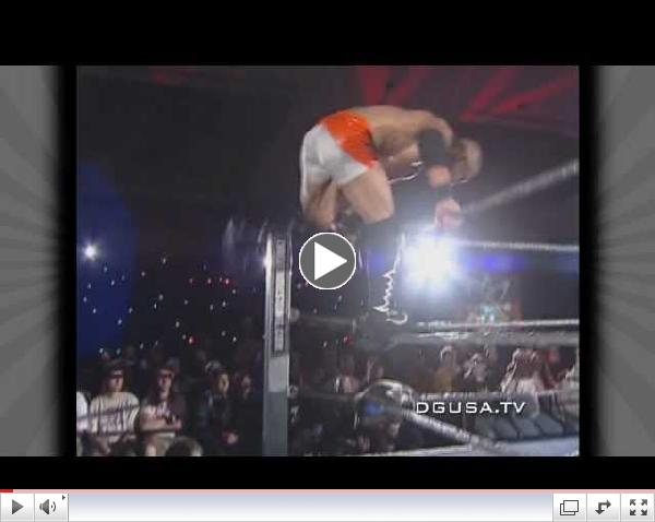 Low Ki Double Stomp From Hell On El Generico