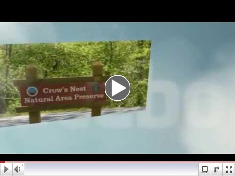 Crow's Nest Natural Area Preserve's Canoe and Kayak Launch