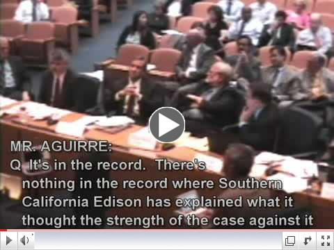 20140514 CPUC Tries to Bully Ratepayers for $3.3Billion