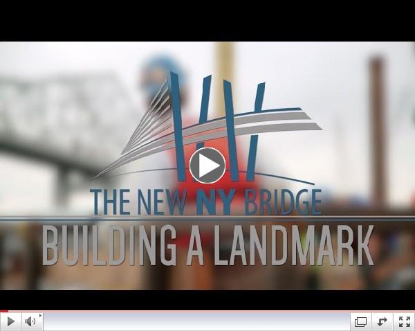 New NY Bridge - Building a Landmark
