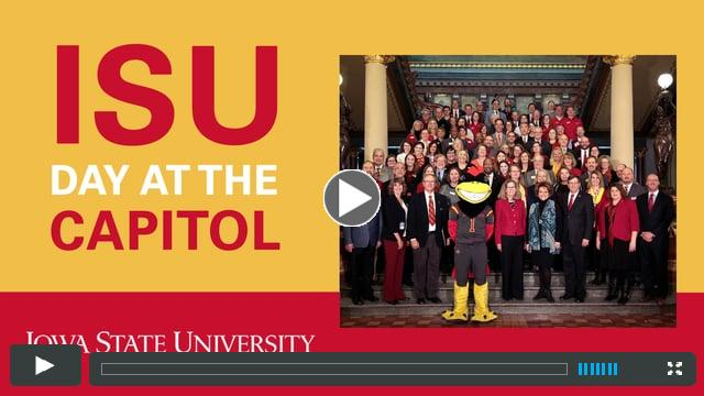 ISU Day at the Capitol 2018