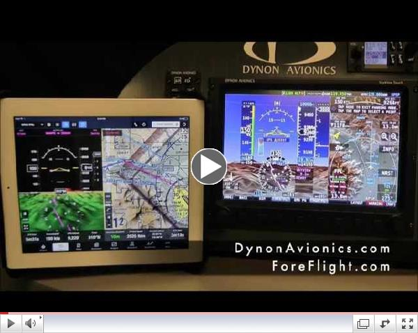 Dynon SkyView and ForeFlight Mobile Wi-Fi Connectivity