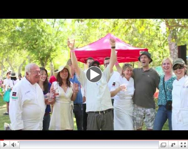 Club Culinaire Picnic des Chefs & The Food Stalker