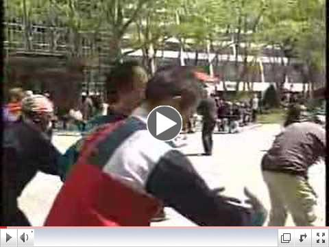 World Tai Chi Day in Bryant Park