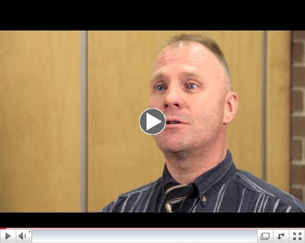 CSI Indy Member Spotlight - Marty Stinson, CDT