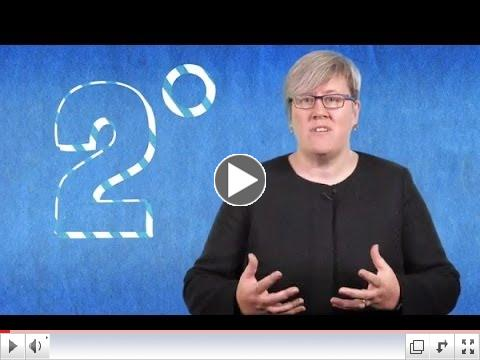 Rachel Kyte: 2 Is a Small Number with Big Problems/ Al�j��abankinn