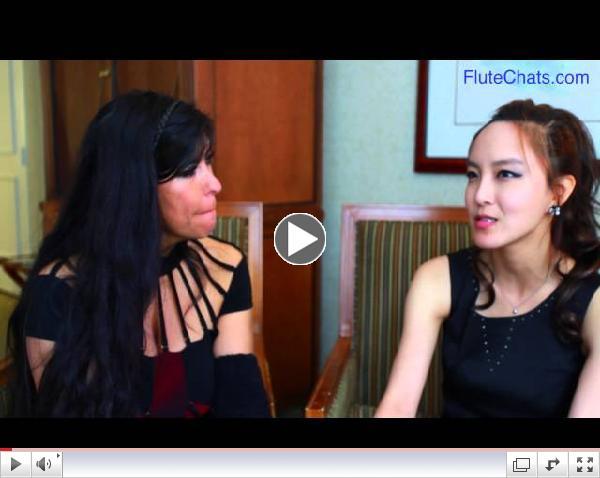 Flute Chats Jasmine Choi Interview