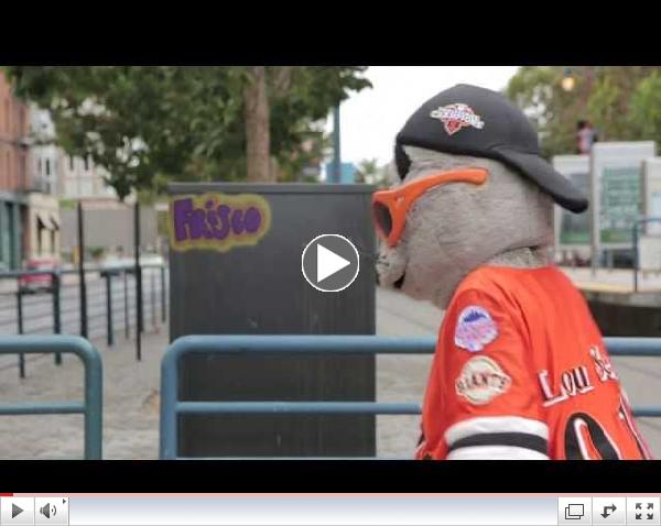 Mayor Ed Lee & The Giants' Lou Seal Team Up in SF311's