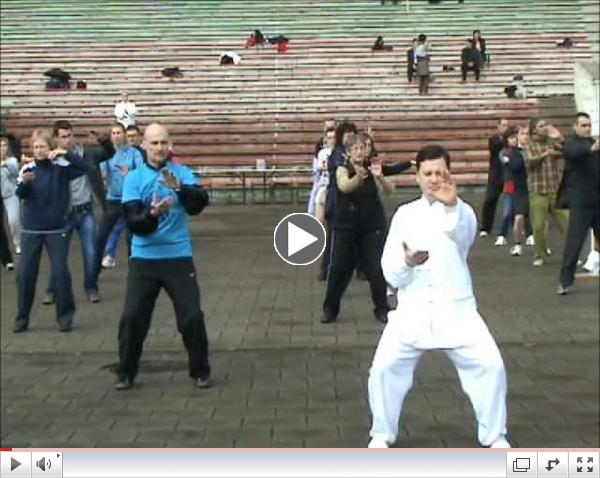 WORLD TAI CHI & CHI KUNG DAY VILNIUS, LITHUANIA