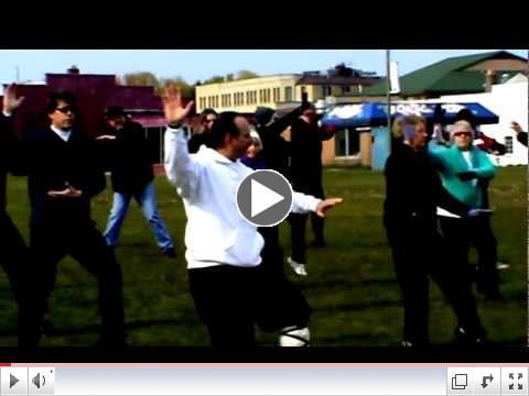 M1ichael - World Tai Chi Day 2012 - Traverse City, Michigan - Saturday, April 28th, 2012 [HD]