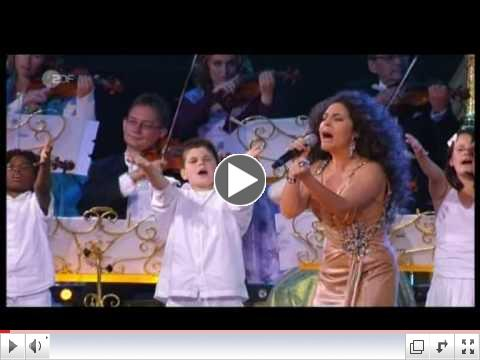 Andre Rieu - Earth Song / Tribute to Michael Jackson (Speakers on)