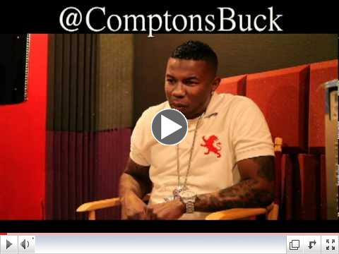 DJ 5X aka BenjaBread Man Interview With @ComptonsBuck
