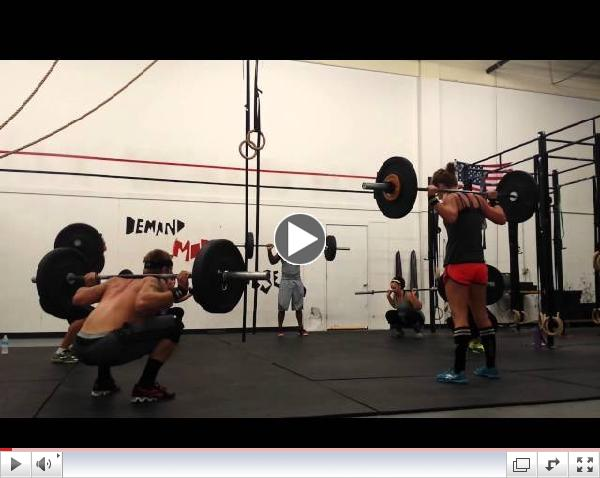 Bring sally up squat challenge. H&M