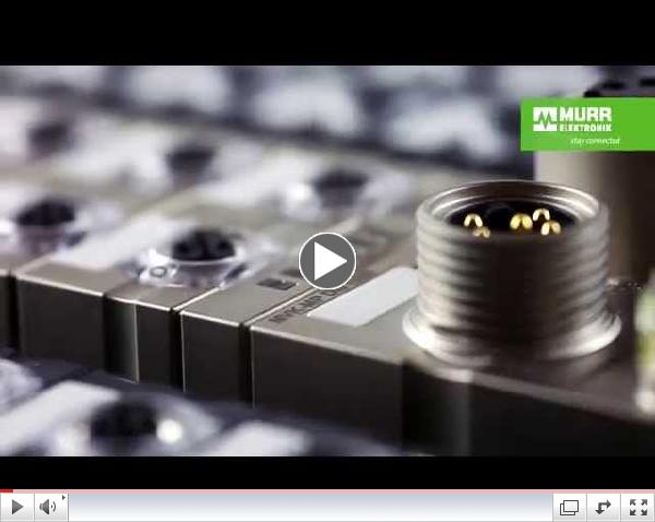Murrelektronik Fieldbus Products - Production Facility
