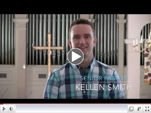 Pastor Kellen October Greeting