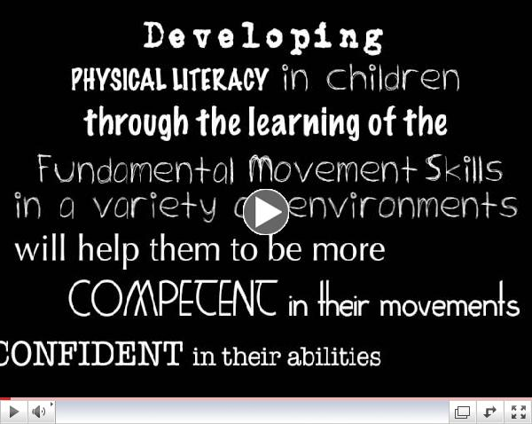 Physical Literacy - A Chance to be Active for Life (silent)