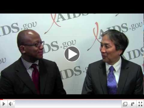 Conversations from AIDS 2012 - Dr. Kevin Fenton