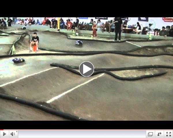 Pro 4 A Main at Rainmans Hobbies Round 6 2013 JBRL Electric Series