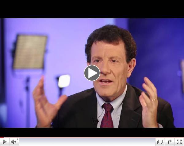Nicholas Kristof: The power of hope