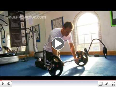 How to do a Barbell Roll Out