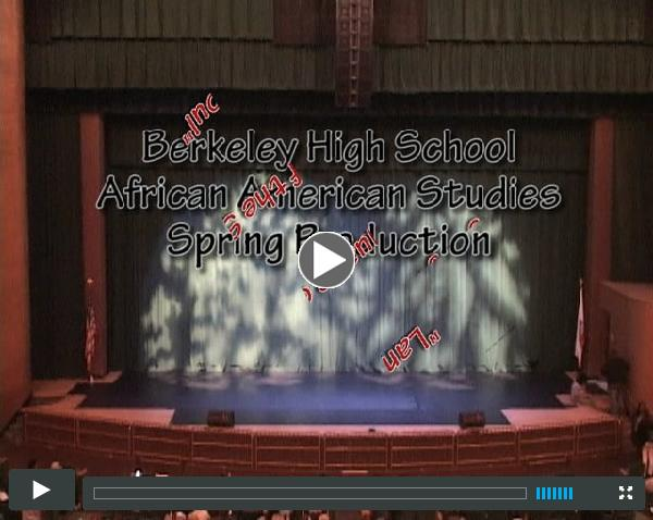 BHS African American Studies Dance 2016 Part One