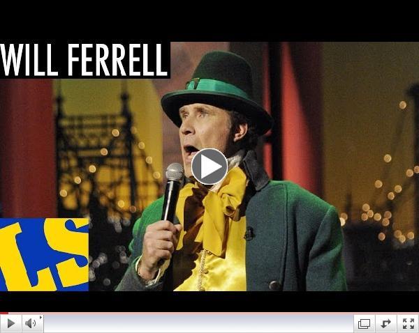 Will Ferrell Sings