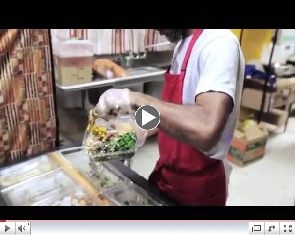 Khepra's Raw Food Juice Bar Video  Washington, DC United St