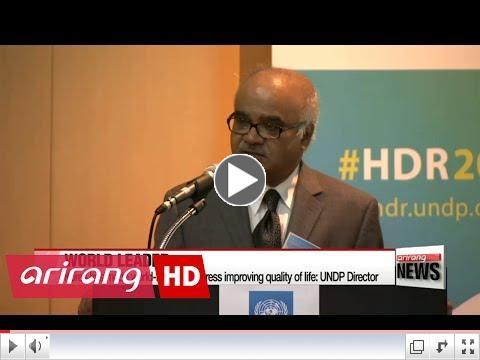 Korea is world leader in human development: Interview with UNDP Director