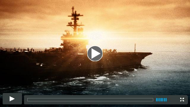 24 Hours on an Aircraft Carrier