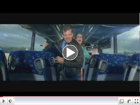 Epic Bus Ad from Denmark (English Subtitles)