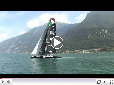 Extreme 40 - North West Garda Sailing