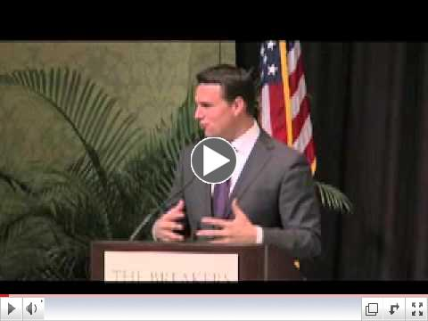 Will Weatherford's Speech to the Florida Council of 100