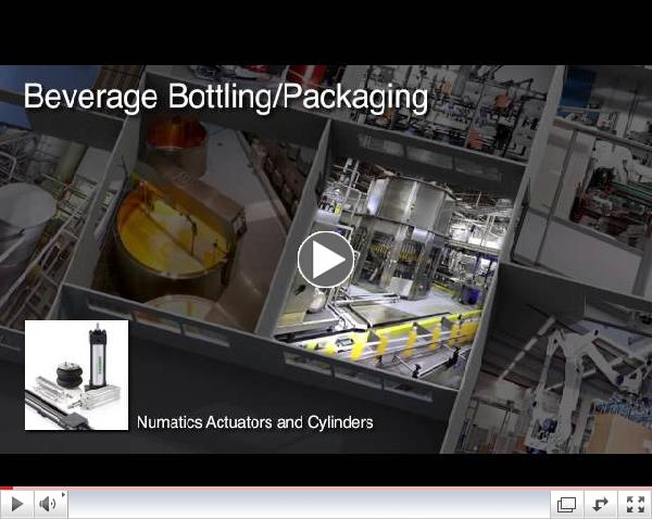 Numatics Fluid Automation Solutions for Food & Beverage