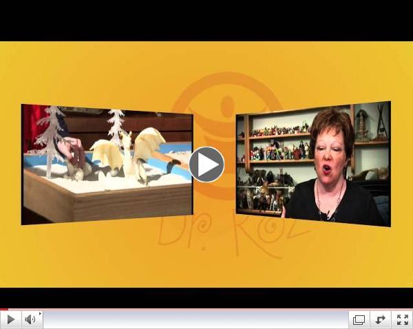 Dr. Roz Heiko - Sandplay Training DVD.