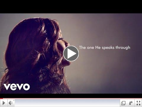 Mandisa- The One He Speaks Through