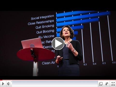 Susan Pinker, TED Talk