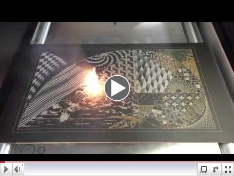 That's Cool: Laser Art