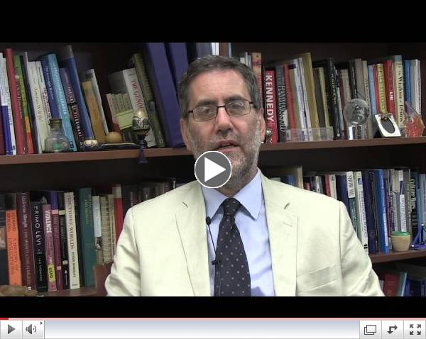 Andrea Bartoli - The Relationship Between Dignity and Conflict Resolution