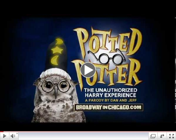 Potted Potter-CHICAGO: Voice Over by Rory O'Shea